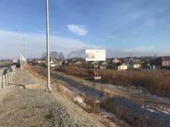 Участок в аренду вдоль трассы новый аэропорт-кневичи. Фото участка