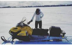 BRP Ski-Doo Skandic Tundra. исправен, есть птс, с пробегом
