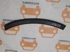 Накладка переднего бампера Toyota RAV4, правая