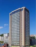 1-комнатная, проспект Красного Знамени 114а. Третья рабочая, частное лицо, 56кв.м. Дом снаружи
