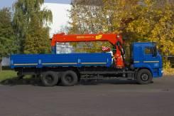 Камаз 65117. с Инман ИТ 150 palfinger, 6 700 куб. см., 15 000 кг.