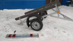 Прицеп для гидроциклов, лодок до 4.8м самосвальный. Г/п: 575кг., масса: 750,00кг.