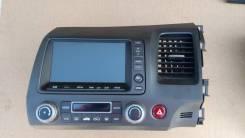 Блок управления климат-контролем. Honda Civic, FD1, FD2, FD3 Двигатель P6FD1