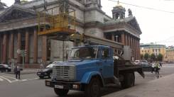 Аренда (заказ) автовышки в СПб