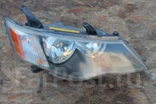 Фара. Mitsubishi Outlander, CW5W Двигатель 4B12