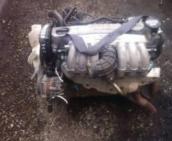 Двигатель в сборе. Nissan Safari Двигатели: RD28ETI, RD28T, RD28TI