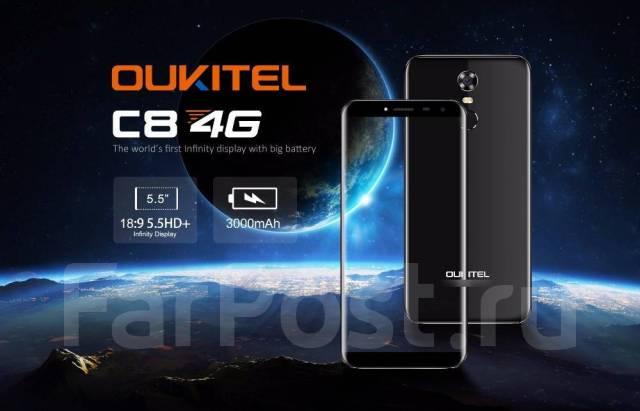 Картинки по запросу Oukitel C8 4G (2-16) G фото