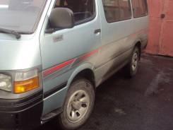Toyota Hiace. Автобус, 3 000куб. см., 8 мест