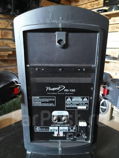 Портативная система звукоусиления Fender Passport PD-150