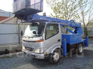 Aichi SH140. Продам автовышку, 5 300куб. см., 14м.