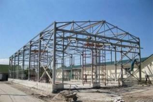 Строительство складов ангаров