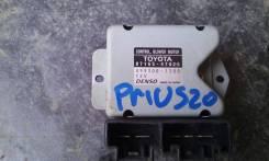 Потенциометр. Toyota Prius, NHW20 Двигатель 1NZFXE