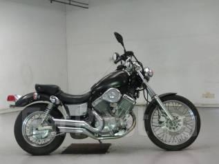 Yamaha Virago. 400 куб. см., исправен, птс, без пробега