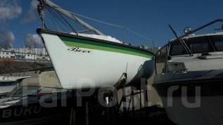 Парусная яхта Yamaha 21S. Длина 6,50м.