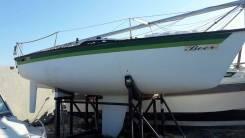 Парусная яхта Yamaha 21ф. Длина 6,50м.