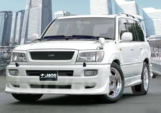 Обвес кузова аэродинамический. Toyota Land Cruiser, HDJ100L, HDJ101, HDJ101K, J100, UZJ100, UZJ100L, UZJ100W Toyota Land Cruiser Cygnus, UZJ100W