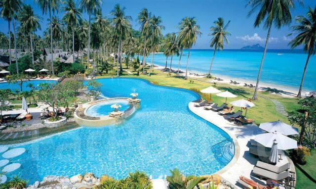 Таиланд. Пхукет. Пляжный отдых. Райский Пхи-Пхи