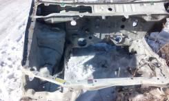 Рамка радиатора. Nissan Liberty, PM12, PNW12, RM12, PNM12, RNM12 Двигатели: SR20DE, QR20DE, SR20DET