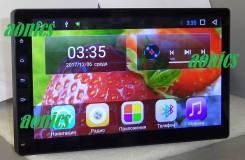 """Магнитола универсальная Большой Дисплей Android 7.1/wi-fi/GPS/BT/10"""""""