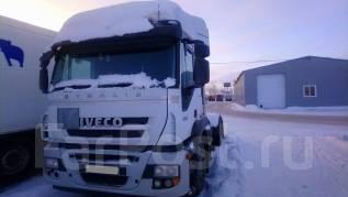 Iveco Stralis. Продается седельный тягач Iveco-AMT Stralis, 10 300 куб. см., 19 000 кг.