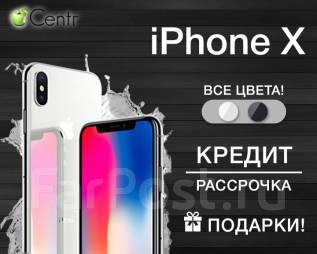 Apple iPhone X 256Gb. Новый