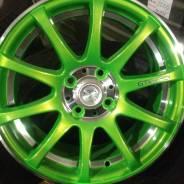 """Sakura Wheels. 6.5x15"""", 4x100.00, ET40"""