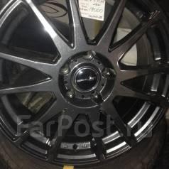 Sakura Wheels. 7.0x17, 5x114.30, ET38