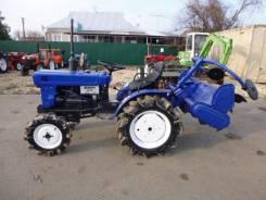 Iseki. Японский мини трактор TX1500F
