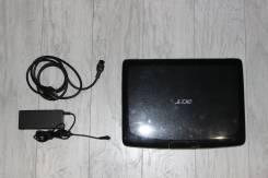 Acer Aspire. 15.4дюймов (39см), 1 830,0ГГц, ОЗУ 2048 Мб, диск 160 Гб, WiFi, Bluetooth