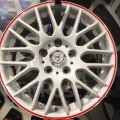 NZ Wheels SH668. 6.5x16, 5x114.30, ET40