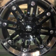 Sakura Wheels 693. 9.0x20, 6x139.70, ET15