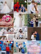 Фотограф, Фотосессии в студии или на улице, Свадьба, Фотокниги