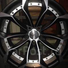 Sakura Wheels. 9.5x20, 5x114.30, ET40