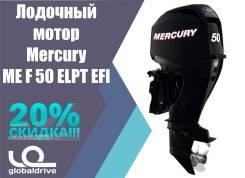 Mercury. 50,00л.с., 4-тактный, бензиновый, нога L (508 мм), Год: 2018 год