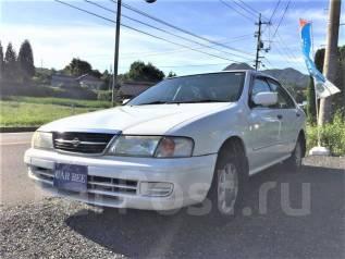 Nissan Sunny. механика, 4wd, 1.5 (105 л.с.), бензин, 74 тыс. км, б/п, нет птс. Под заказ