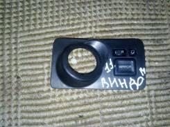 Кнопка управления зеркалами. Toyota Windom, VCV11 Двигатель 4VZFE
