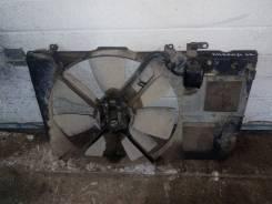 Вентилятор охлаждения радиатора. Toyota Windom, VCV11 Двигатель 4VZFE