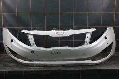 Kia Optima 3 (2010-13гг) - Бампер передний