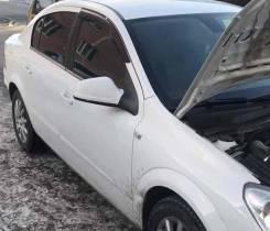 Двери (любая) и другое Opel Astra H (седан)