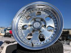 Centerline Wheels. 8.0x16, 6x139.70, ET-2, ЦО 109,0 мм.