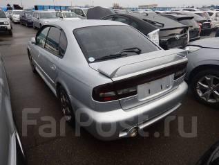 Глушитель. Subaru Legacy, BEE