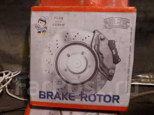 Колодка тормозная дисковая. Toyota Altezza
