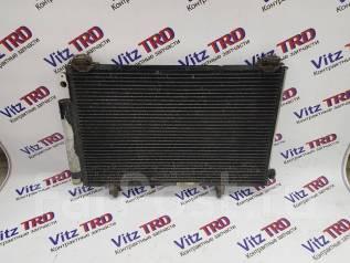 Радиатор кондиционера. Toyota: Yaris, Echo Verso, Platz, ist, Vitz, WiLL Vi, Echo, Yaris Verso, Funcargo, bB Двигатели: 1NDTV, 1NZFE, 1SZFE, 2NZFE