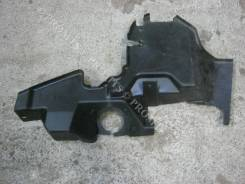 Дефлектор радиатора. Nissan Pathfinder, R51M, R51 Nissan Navara, D40M, D40 Двигатели: V9X, VQ40DE, YD25DDTI