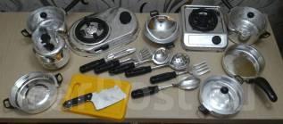 Игрушечная посуда.