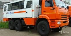 Камаз. Вахтовый автобус 4208 (24 места), 11 762 куб. см., 24 места. Под заказ