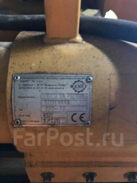 Jamet. Установка ГНБ Wamet WPS-80, 2014 г. в., Москва (шнековое бурение)