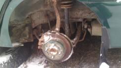 Подвеска. Mitsubishi Galant, E54A Двигатель 6A12