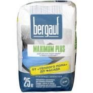 """Клей """"Bergauf Maximum Plus"""" - Для любой плитки, слож. основ. h 3-10мм, 25кг, 1п./56шт. (ОПИСАНИЕ)"""