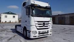 Mercedes-Benz Actros. , 12 000 куб. см., 35 000 кг.